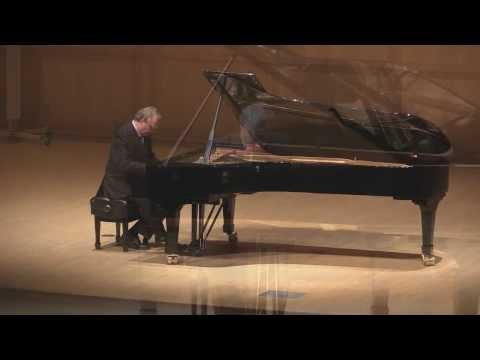 Mr. Jeffrey Price's Piano Performance at Libby Gardner Hall 10.13.13