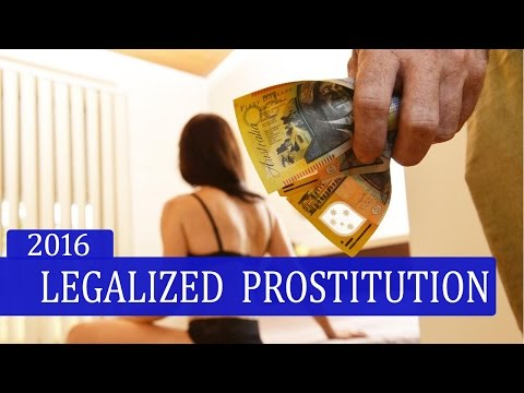 15 Countries where Prostitution is Legal ! 2016