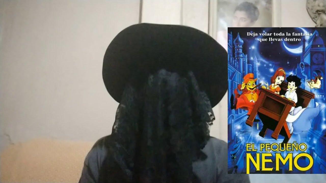 Download Gj: la película El Pequeño Nemo, una historia animada no buena