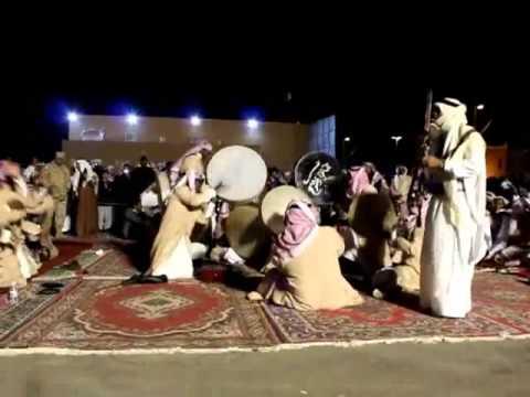 Arab traditional dance - Dousri - ( Dawaser Tribe )
