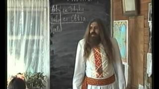 Юджизм (Мировосприятие) Урок - 2. Голосовая Речь Человека