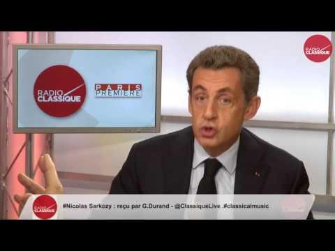 """""""Je n'ai jamais été condamné"""" Nicolas Sarkozy Partie 1 (05/10/2016)"""