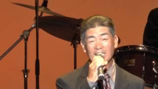 吉 幾三さんの酒よをバンド演奏で澤 蓊之丞が歌わさせて頂きました.
