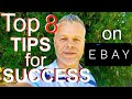 Selling on Ebay in 2017 TOP 8 Tips to MAKE MONEY ON EBAY