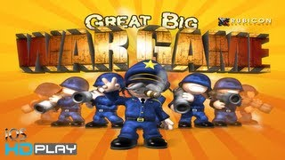 Great Big War Game - Gameplay (iPhone/iPad/Android) HD