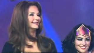 Show Lynda Carter, la mujer maravilla - in Mexico