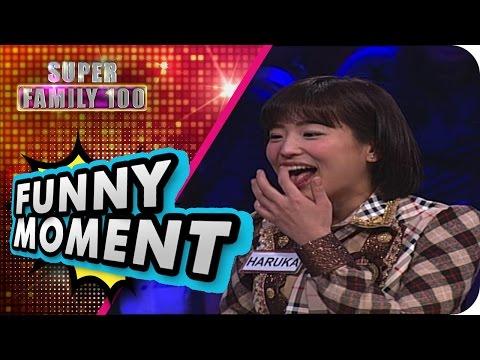 Yaampun Haruka JKT48 Lucu Banget Sih! - Super Family 100