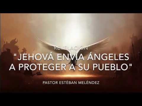 JEHOVÁ ENVIARÁ ÁNGELES A PROTEGER SU PUEBLO ANTES Y DURANTE EL JUICIO