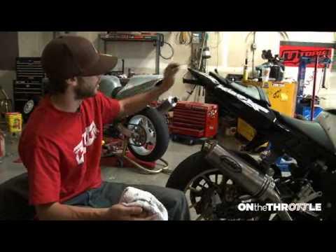 Stunter Bike Mods part 1