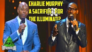 CHARLIE MURPHY DEAD AT 57 Illuminati Blood Sacrifice