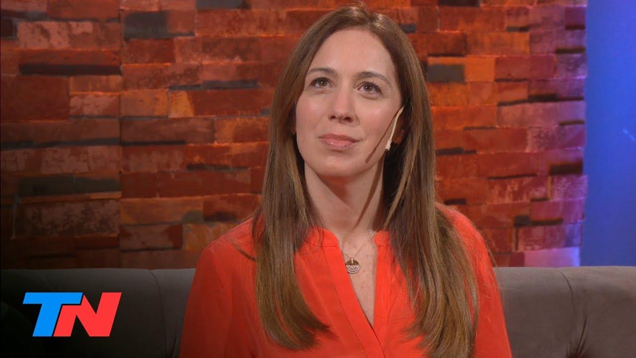 "Mara Eugenia Vidal dijo que la frase de Cristina Kirchner fue ""muy ..."