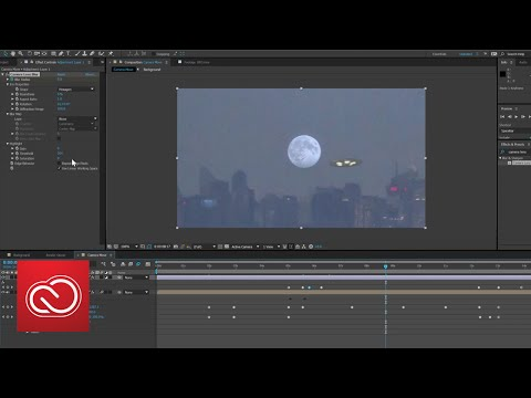 How To Add Special Effects To Video With After Effects PART 3 | Adobe Creative Cloud