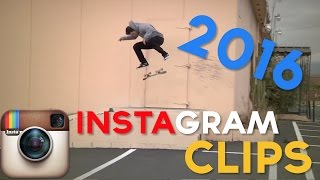 INSTAGRAM CLIPS l 2016 YEAR IN REVIEW
