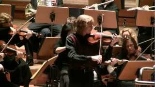 Paganini Concerto No.1 D major - 3rd mov. Rondo Allegro spirituoso - Albrecht Menzel, violin.WMV