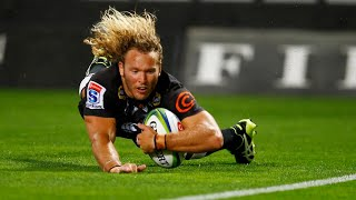 Vodacom Super Rugby Unlocked | Cell C Sharks v Emirates Lions |  Highlights