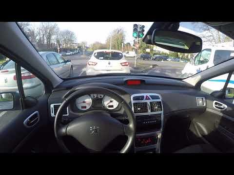 Peugeot 307 2.0 16V (2007) - POV Drive