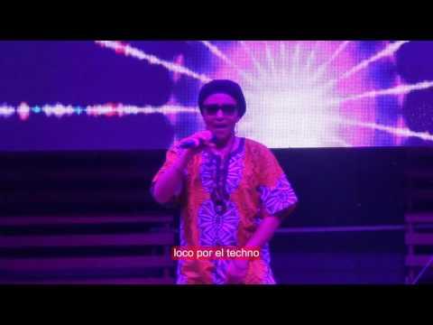 Technotronic - Rockin' Over The Beat - En Perú 2016