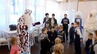 Музыкальный урок в Школе Деда Мороза г. Томск
