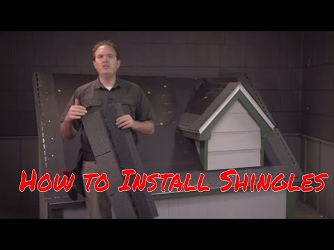 How to Install Asphalt Shingles by RoofingIntelligence