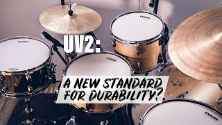 Testing the New Evans UV2 Coated Drumheads | Season Two, Episode 40