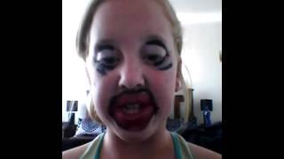 Video Really funny make up tutorial. Big bold lips. download MP3, 3GP, MP4, WEBM, AVI, FLV Oktober 2018
