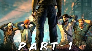 THE WALKING DEAD SEASON 3 A New Frontier Walkthrough Gameplay Part 1 - Brothers (Episode 3)
