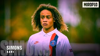 XAVI SIMONS ✭ PSG ✭ TALENT №1 FROM LA MASIA ✭ Skills & Goals ✭ 2020 ✭
