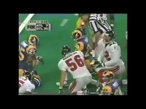 Marshall Faulk vs Falcons 1999