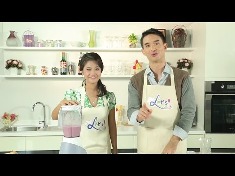 Let's Cook - Episode 1 ( Be Healthy, Eat Healthy )
