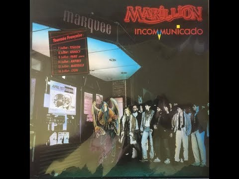 Marillion - Incommunicado
