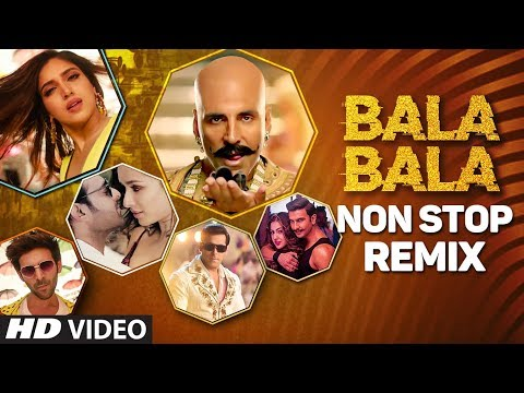Bala Bala Non Stop Remix Video  Kedrock, Sd Style  Super Hit Non Stop Songs 2019
