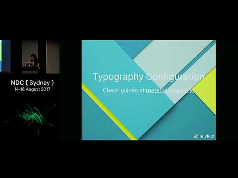 An Introduction Into Using Angular's Material Design - Tracy Lee