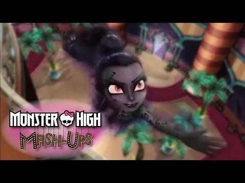 Dirty Rotten Villains | Monster High™ Mash-ups | Monster High