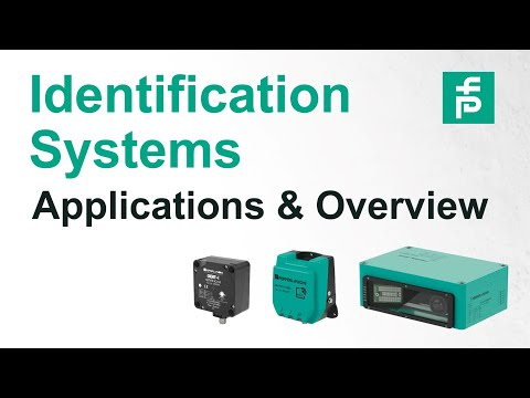 Identification Systems (RFID & OIT)—Overview & Applications
