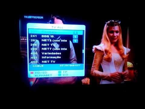 Power Net P99HD - Canais em HD Funcionando - 28/01/2015
