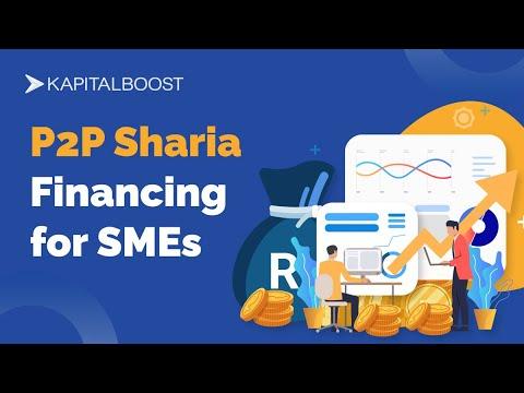 Kapital Boost - Islamic P2P crowdfunding