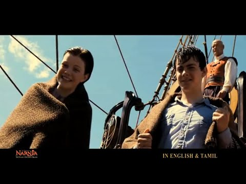 Tamil Trailer The Chronicles Of Narnia The Voyage Of The Dawn