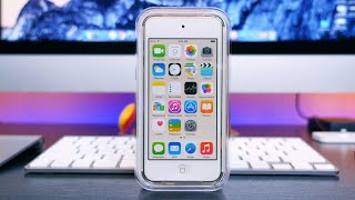 Apple iPod Touch (6th Generation): Unboxing & First Look