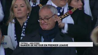 Claudio Ranieri de retour en Premier League