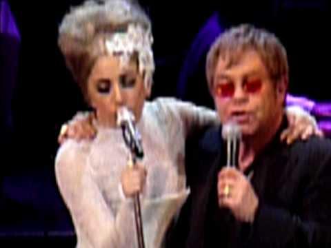 """Don't Stop Believin'"" - Lady Gaga, Elton John, Springsteen, Sting, Blondie, Shirley Bassey"