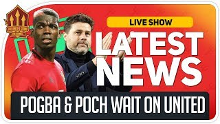 Pogba Wants Out! Poch Wants In! Man Utd News Now