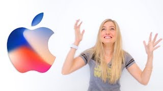 I'M GOING TO THE APPLE EVENT!!!!!!
