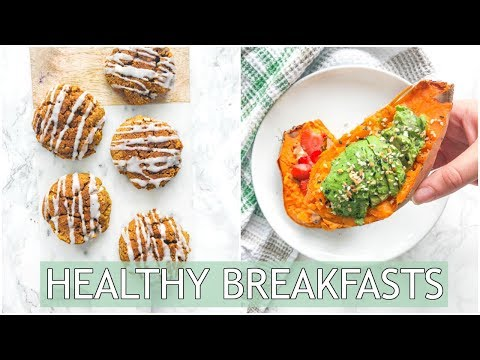 EASY BREAKFAST IDEAS | Healthy, Paleo Recipes For On The Go!