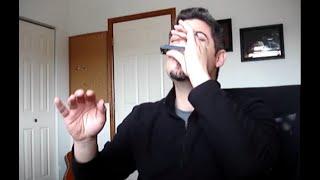 Sonny Boy Williamson II tips on C harmonica