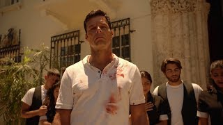 Ricky Martin praised for his acting skills as he portrays grieving lover in The Assassination