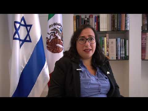 01   Entrevista, Embajada De Israel En México
