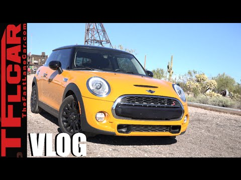 2016 Mini Cooper S Review More Bmw Than Cooper Youtube