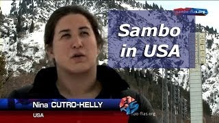 Sambo In Usa Nina Cutro-kelly Portrait Fias Web-site 2014