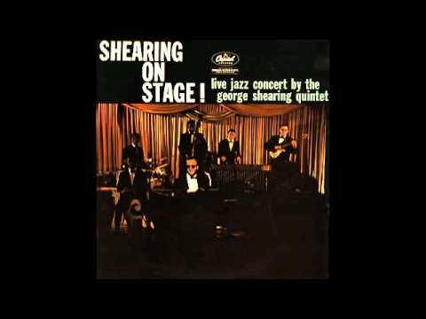 George Shearing - On Stage ( Full Album )
