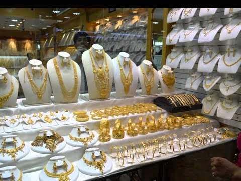 Ahmedabad: Jewelry business facing downfall with rising gold prices- Tv9